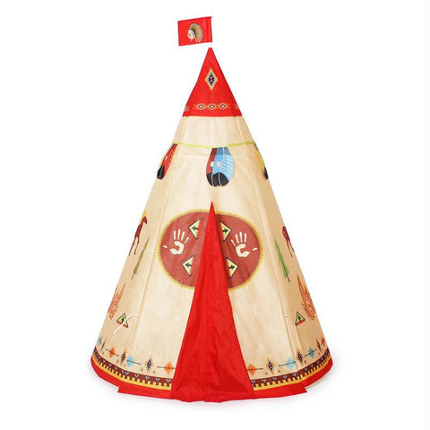 Children TeePee Tent For Beach /Park/ Indoors  /Free Shipping