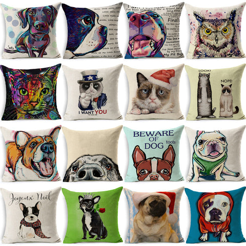 Colorful Assorted Unique Decorative Throw Pillows/ Free Shipping