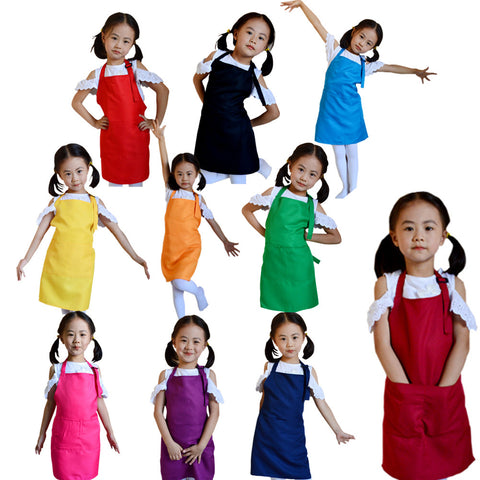 Multi-functional Apron  For Kids