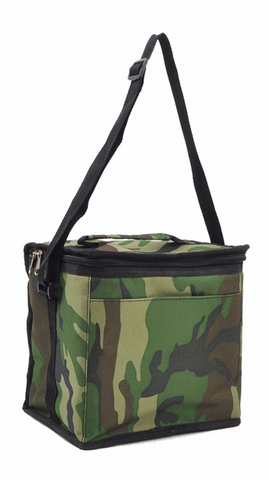 Camouflage Insulated Thermal Cooler
