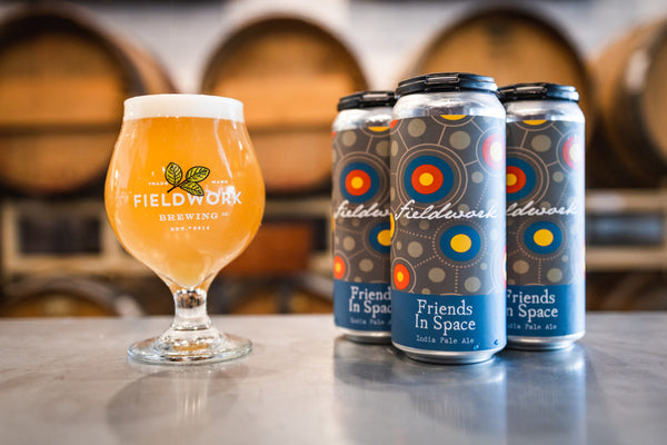 Friends in Space IPA - 4 Pack of 16oz Cans