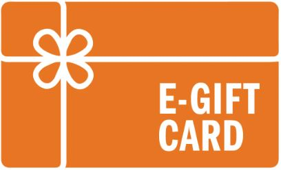Online Store Gift Card (ONLINE STORE PURCHASES ONLY)