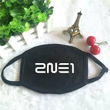 2NE1 Antidust Cotton Mask - KD Connection Official Merchandise Store