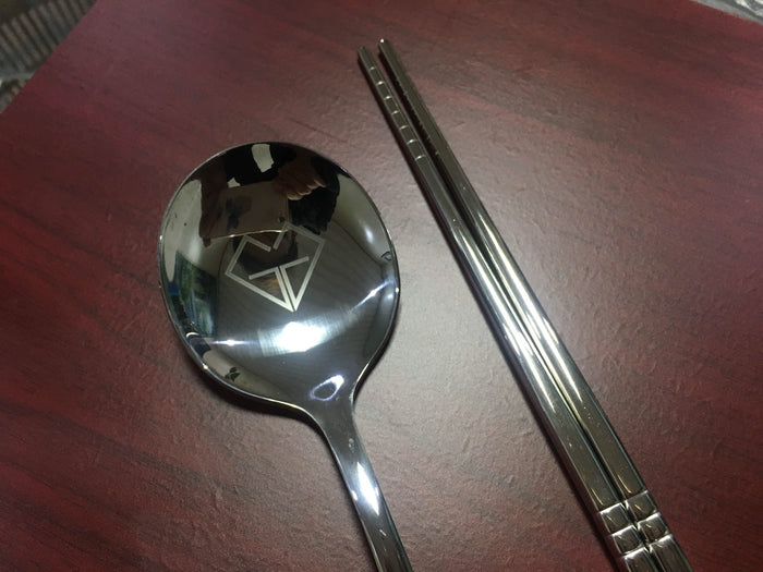 Custom Girls Generation Chopstick and Spoon Set - KD Connection Official Merchandise Store