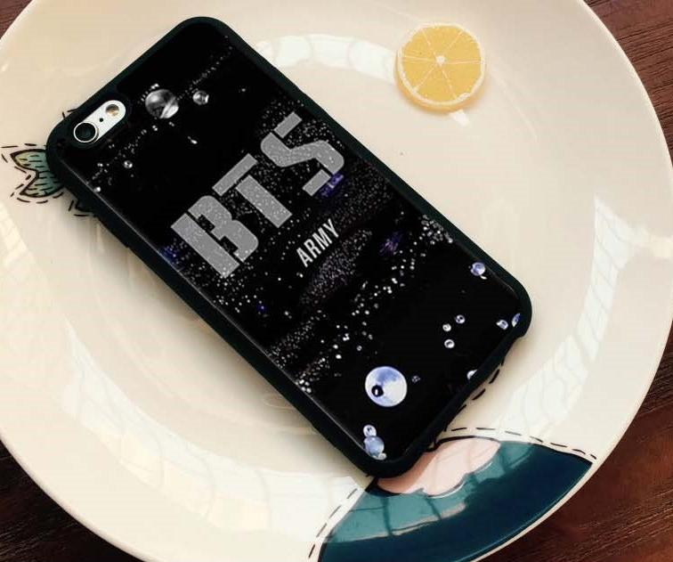 BTS Army Bomb iPhone Case