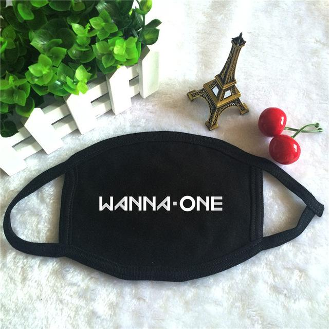 WANNA ONE Dust Cotton Masks