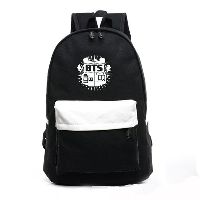 BTS Unisex Youth Backpacks - KD Connection Official Merchandise Store