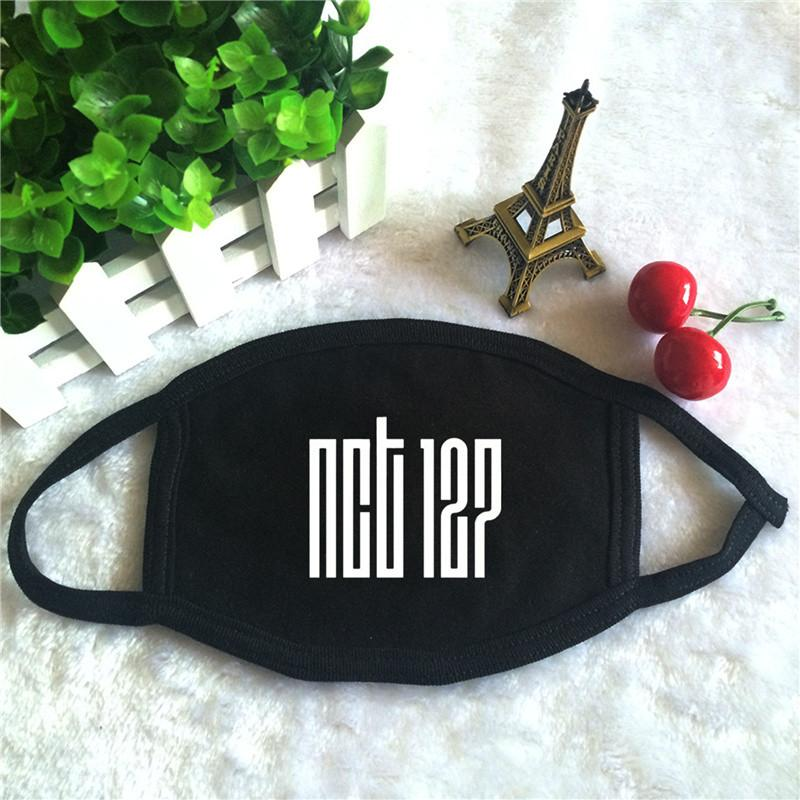 KPOP NCT 127 Logo Mask - KD Connection Official Merchandise Store
