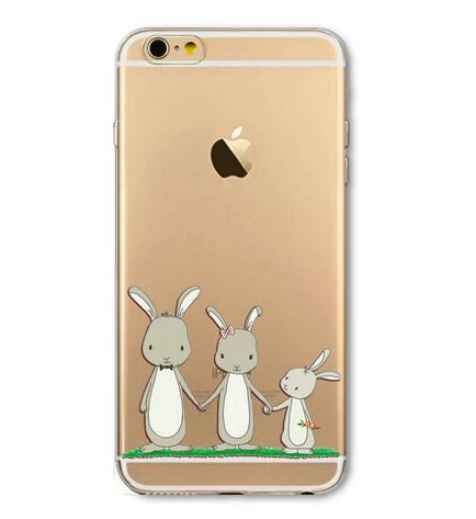 Little Bunny Family Phone Case - KD Connection Official Merchandise Store