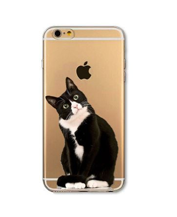 Curious Kitty Phone Case - KD Connection Official Merchandise Store