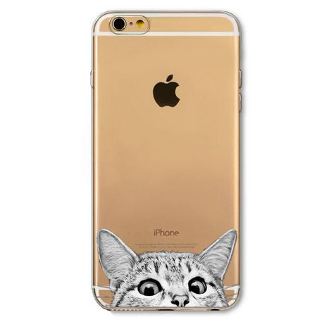 PeekABoo Kitty Phone Case - KD Connection Official Merchandise Store