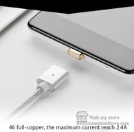 Magnetic Charging Cable for iPhone and Android - KD Connection Official Merchandise Store