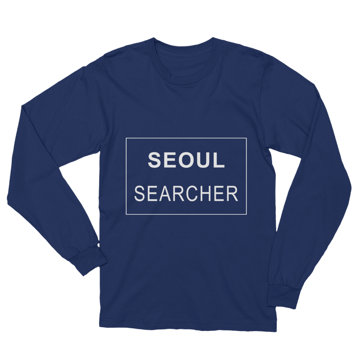 Seoul Searcher Unisex Long Sleeve Tee