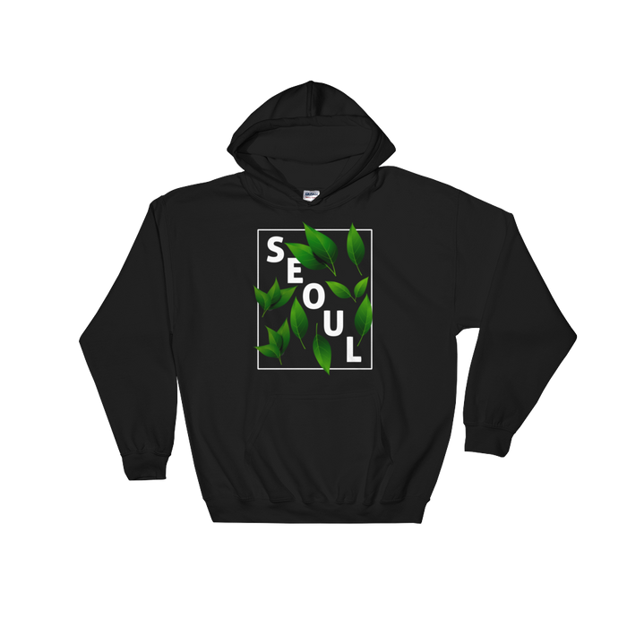 Seoulified Hooded Sweatshirt