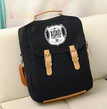 K-Pop Canvas Vintage Backpack Collection - KD Connection Official Merchandise Store