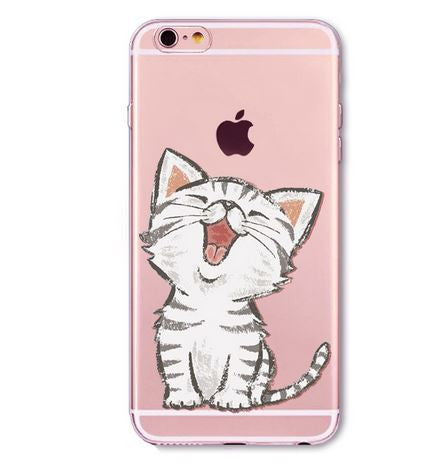 Joyous Kitty Phone Case - KD Connection Official Merchandise Store