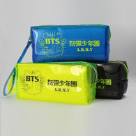 BTS Classic Logo Pencil Bag
