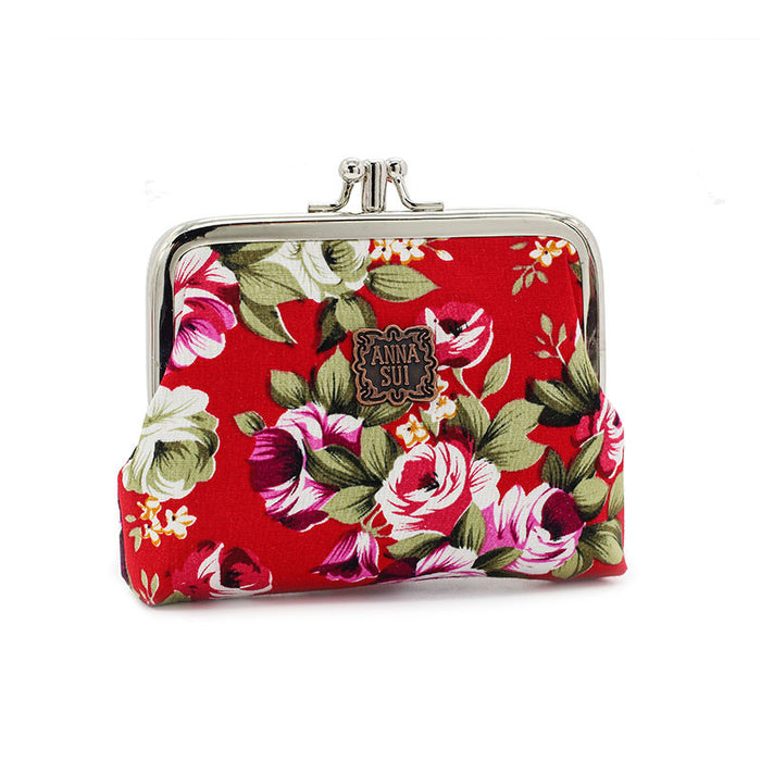 Lovely Flowers Coin Purse - KD Connection Official Merchandise Store