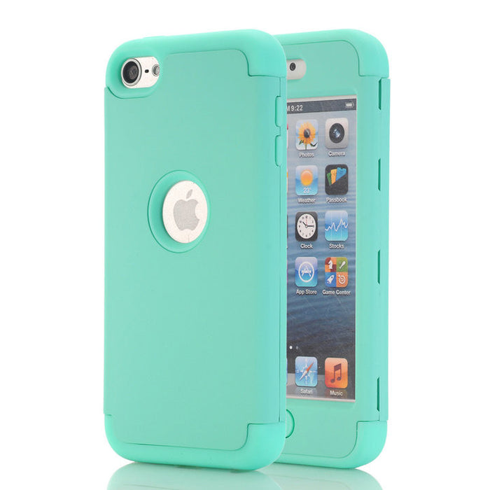 iPod Touch 6 Shockproof Hybrid Case w/ Stylus Pen - KD Connection Official Merchandise Store
