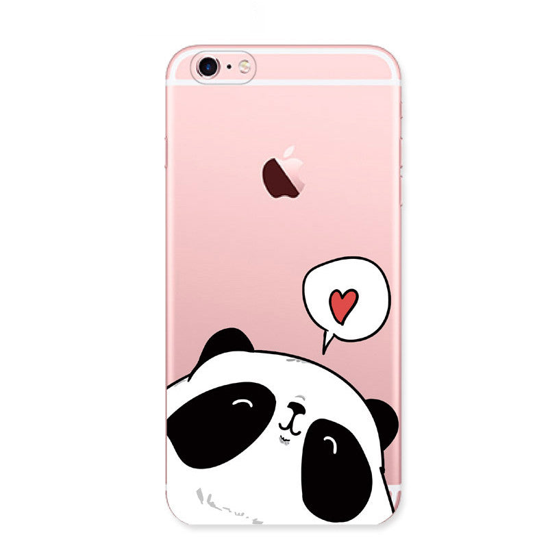 Panda iPhone Cases for 6 6s - KD Connection Official Merchandise Store