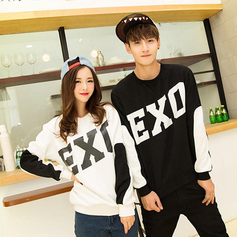 EXO Long Sleeve Pullover Women's Top