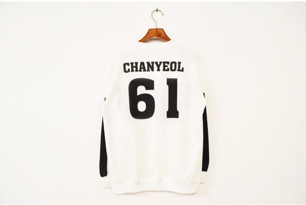 EXO Long Sleeve Pullover Women's Top - KD Connection Official Merchandise Store