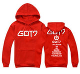 GOT7 Hoodie - KD Connection Official Merchandise Store