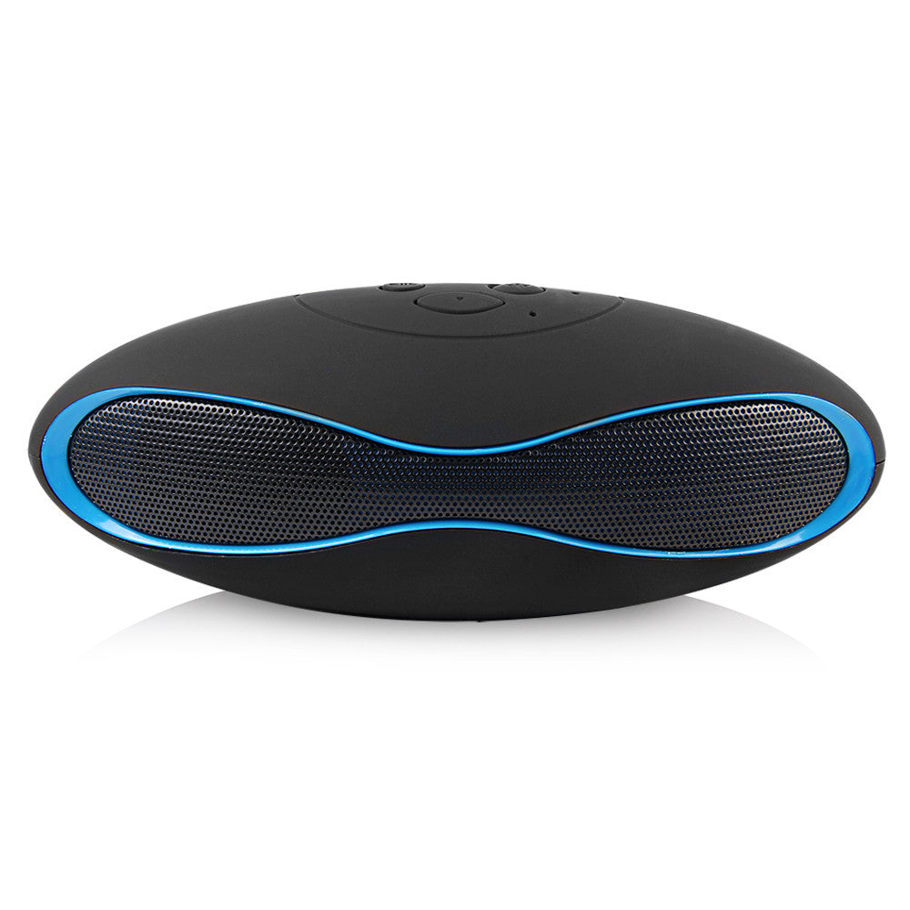 X6 Mini Wireless Bluetooth Speaker Portable Handsfree Speaker w/ FM Radio Receiver - KD Connection Official Merchandise Store