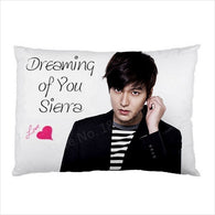 Lee Min Ho Dreaming of You Personalized Pillowcase - KD Connection Official Merchandise Store