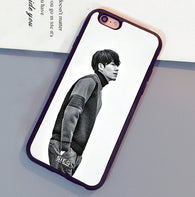 Kim Woo Bin Printed Mobile Phone Cases w/ Soft Rubber Back Shell Cover - KD Connection Official Merchandise Store