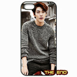 Kim Woo Bin Print Hard Phone Case Cover Shell - KD Connection Official Merchandise Store