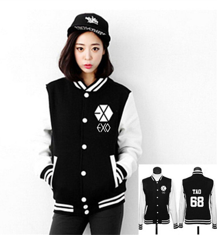 EXO Button Up  Women's Jacket