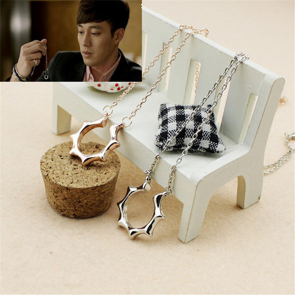 So Ji Sub's Master Sun Joong-won Necklace - KD Connection Official Merchandise Store