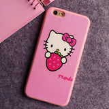 Hello Kitty Phone Case for iPhone - KD Connection Official Merchandise Store