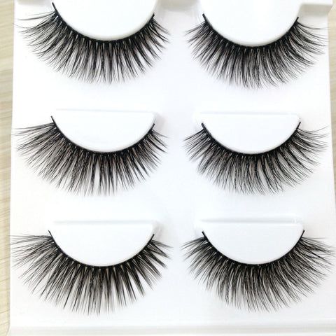 "The ""Lady"" Eyelash Collection"