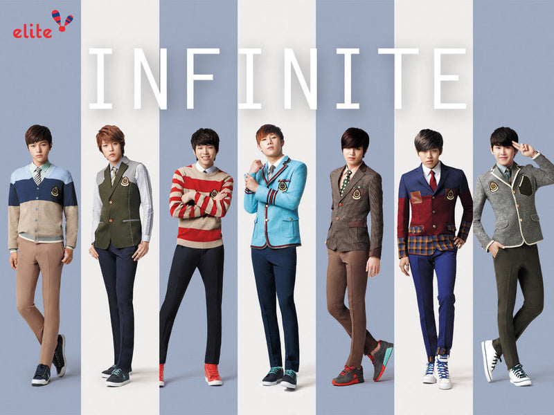 Infinite Silk Print Poster - KD Connection Official Merchandise Store