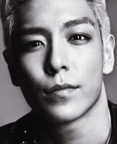 BigBang's TOP Silk Print Poster - KD Connection Official Merchandise Store