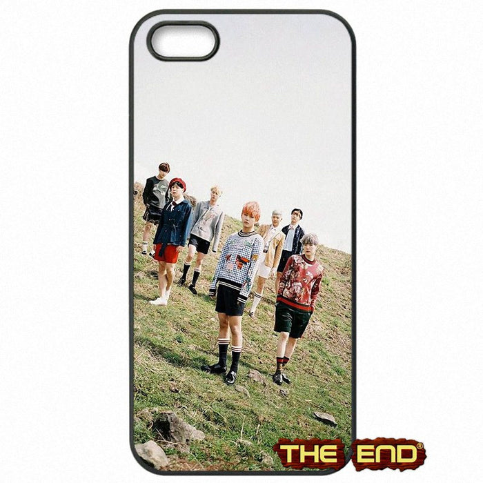BTS Samsung Phone Case- Multi Options - KD Connection Official Merchandise Store