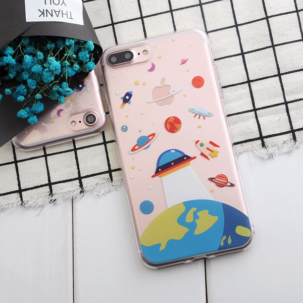 """UFO Takeover"" iPhone Case - KD Connection Official Merchandise Store"