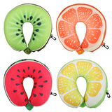 Comfy Fruit Neck Travel Pillow - KD Connection Official Merchandise Store