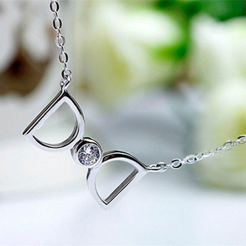 Jun Ji-hyun's My Love From Another Star Bowknot Necklace - KD Connection Official Merchandise Store