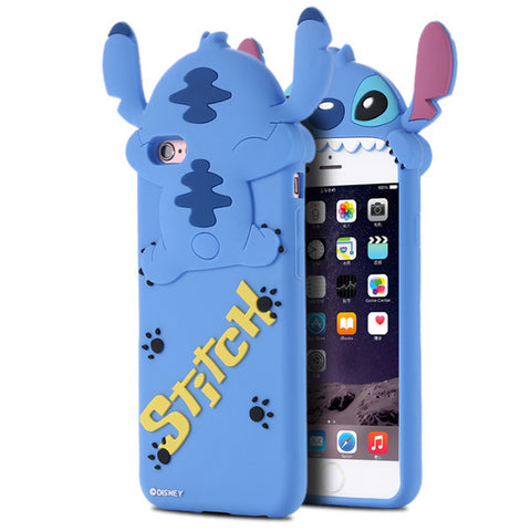 3D Stitch Phone Cases For iPhone - KD Connection Official Merchandise Store