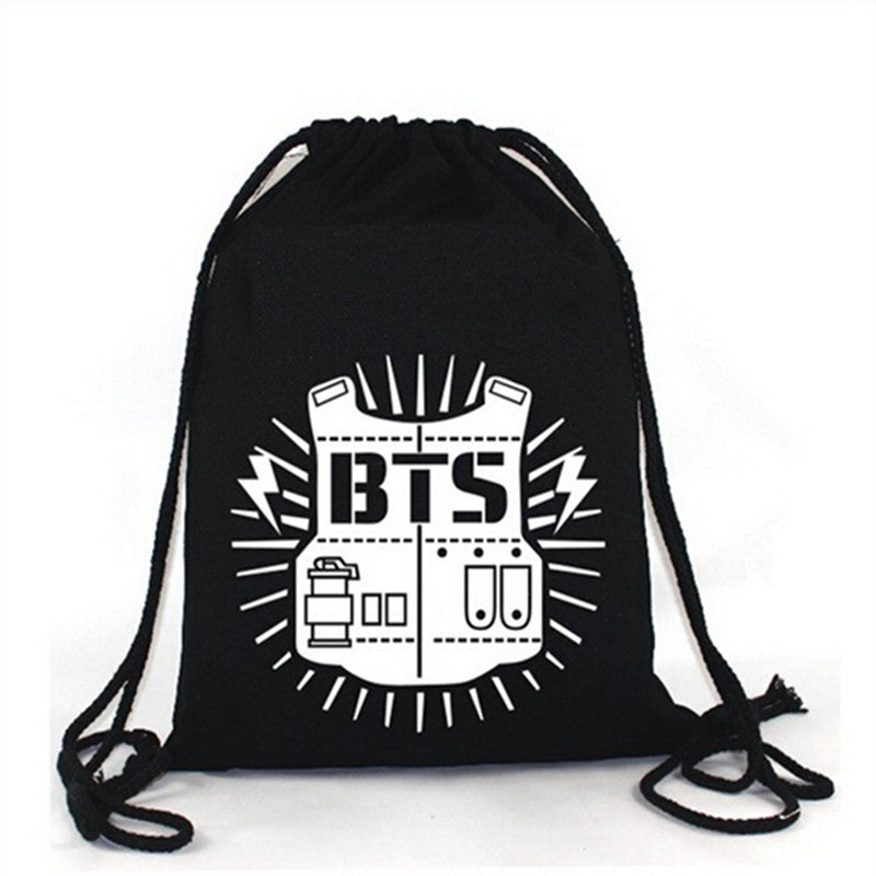 BTS String Shoulder Bag - KD Connection Official Merchandise Store