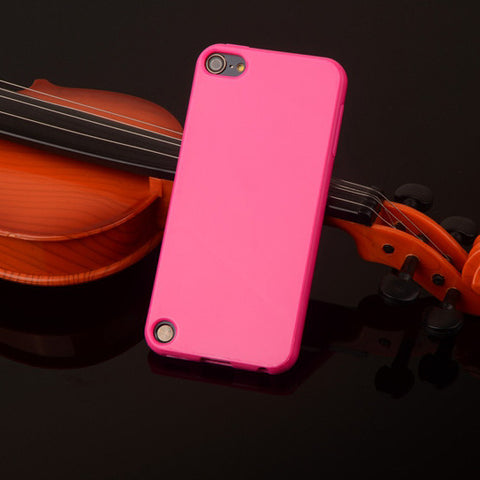 iPod Touch 5 & 6 Soft Silicon Cover - KD Connection Official Merchandise Store