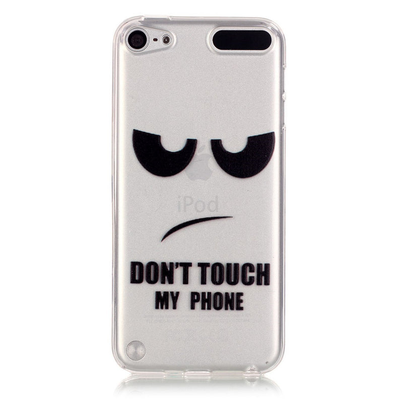 Soft Silicone Cases for iPod Touch 5 & 6 - KD Connection Official Merchandise Store
