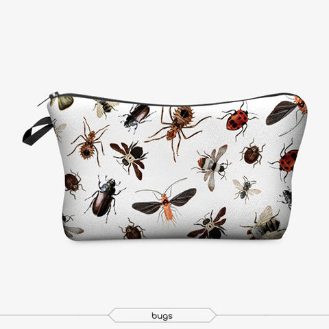 """It's A Bug's Life"" Cosmetic Case - KD Connection Official Merchandise Store"