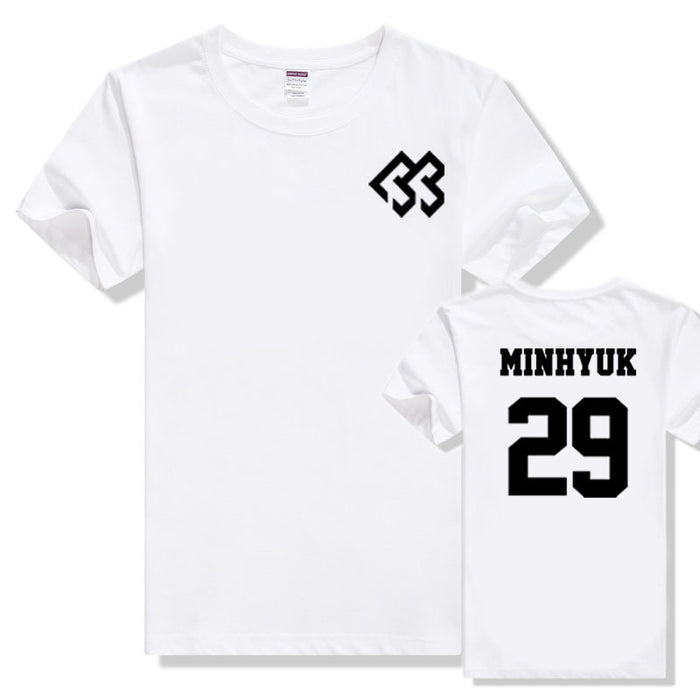 BTOB's Member T-Shirt - KD Connection Official Merchandise Store
