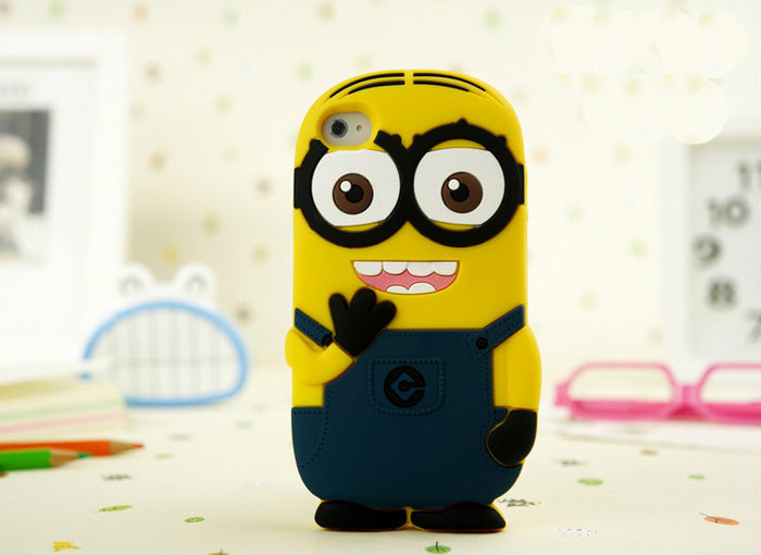 iPod Touch 5 Despicable Me Minion Cases - KD Connection Official Merchandise Store