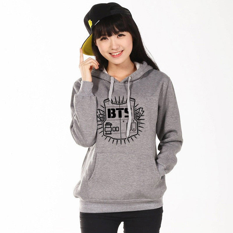 BTS Comfy Hoodie Sweatshirt - KD Connection Official Merchandise Store