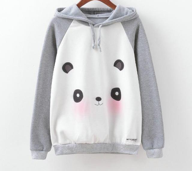 "Harajuku ""Owl"" Pullover Hooded Tracksuit - KD Connection Official Merchandise Store"